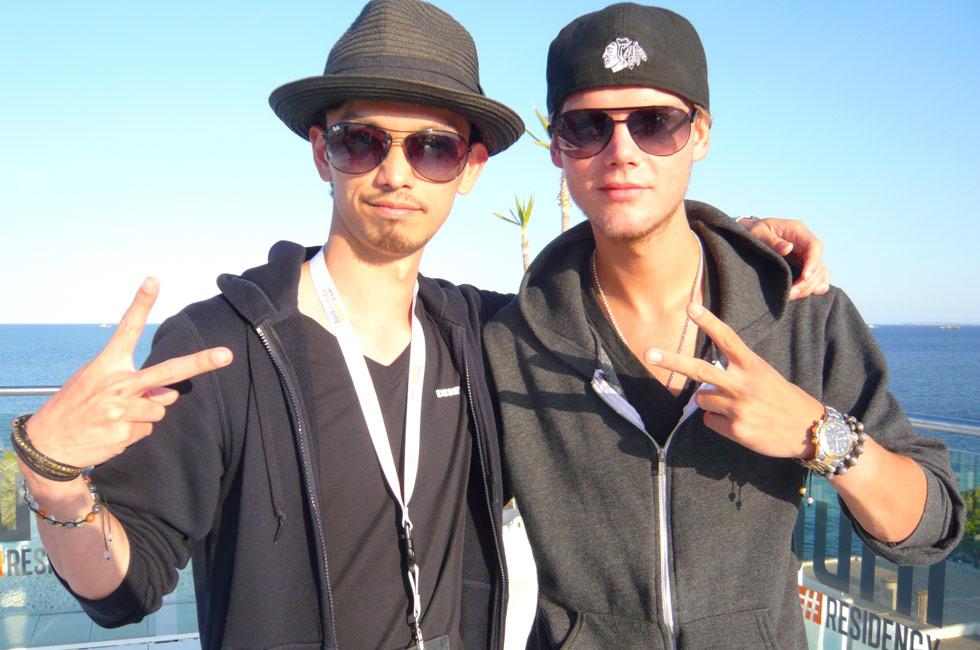 DJ YAMATO & AVICII