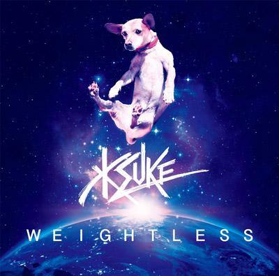 Ksuke_Weightless_cover