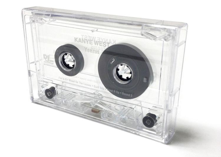 Yeezus-Cassette