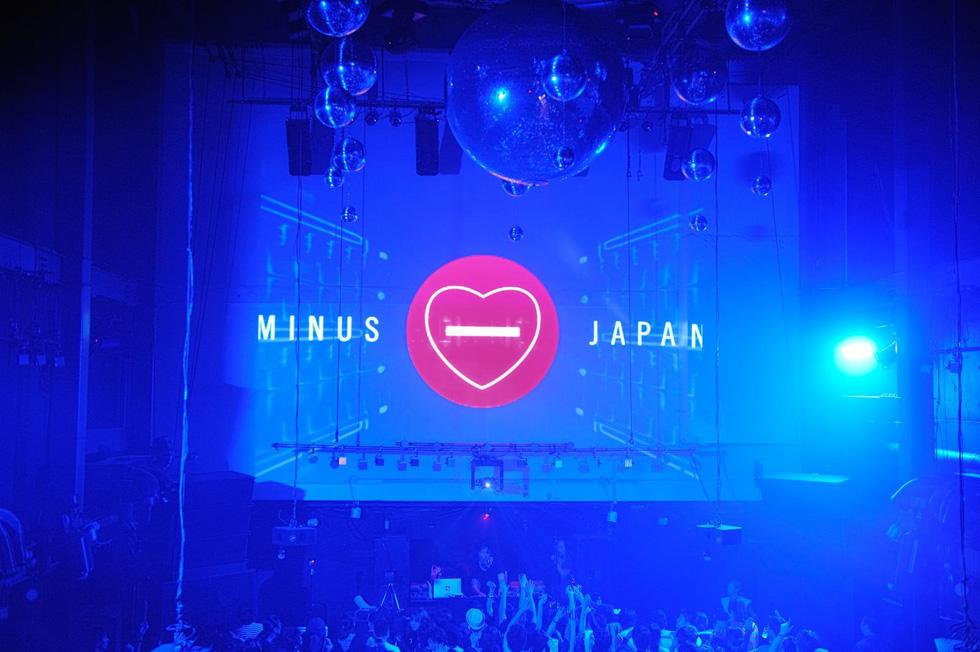 MINUS HEARTS JAPAN