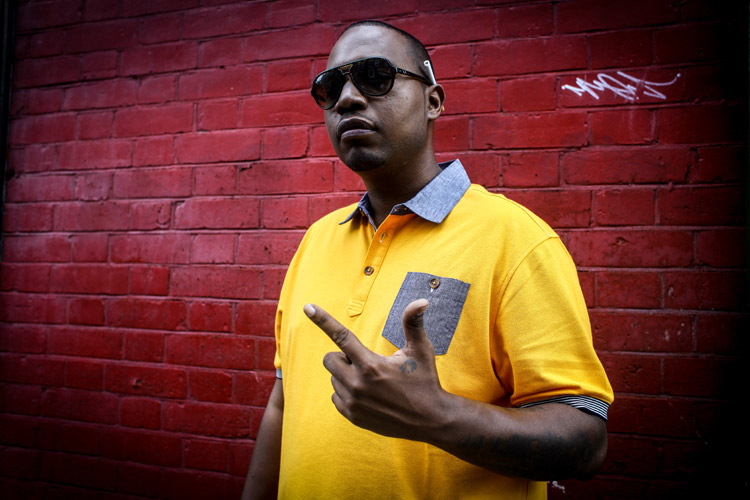 DJ-Rashad