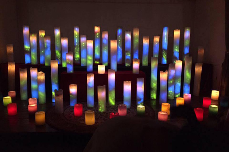 Candle-Mapping